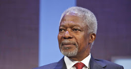 The Kofi Annan I knew | Pursuit by The University of Melbourne
