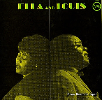FITZGERALD, ELLA & LOUIS ARMSTRONG ella and louis