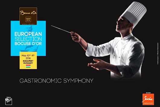 Sigue en directo el Bocuse d'Or Europa 2016