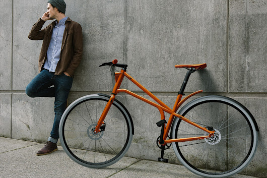 Former Nike Design Director Launches CYLO Urban Bike Design