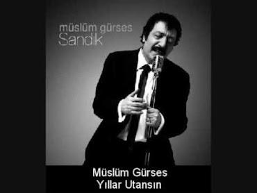 Müslüm Gürses - Yıllar Utansın Şarkı Sözü