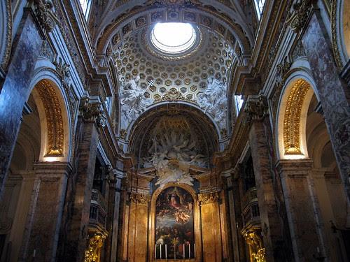 Saint Louis des Français, rome, italie