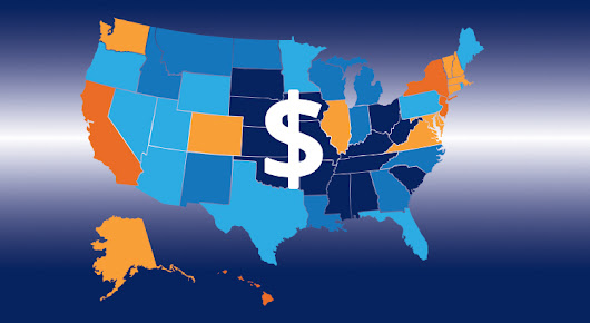 What States Give You the Most 'Bang for Your Buck'? [INFOGRAPHIC]