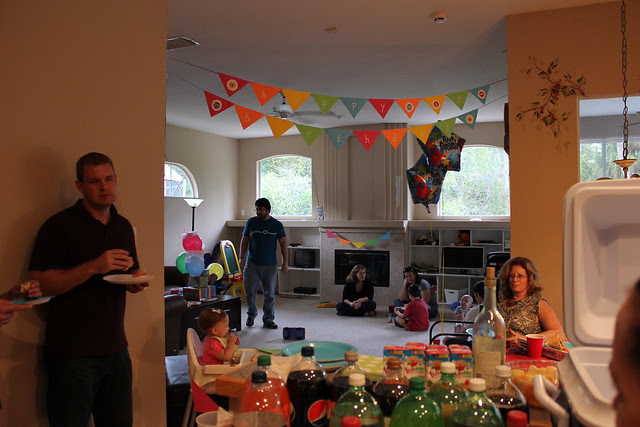 Casey and Ellie's Birthday Party