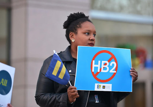 NC Senate Votes To Repeal HB2, Proposal Now Moves To The House