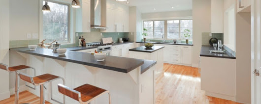 Kitchen Installations Glasgow from ATC Construction