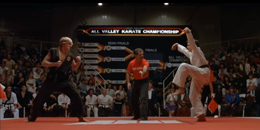 Karate Kid YouTube Series Details | Screen Rant