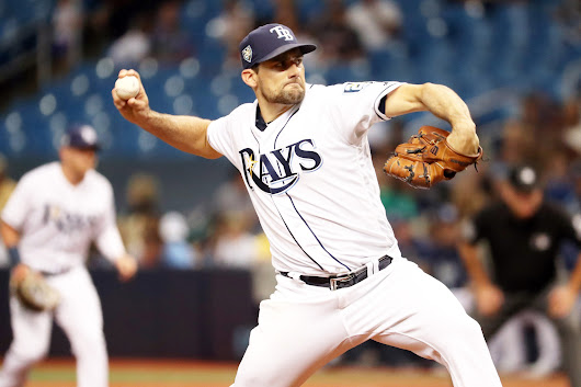 Red Sox trade for Nathan Eovaldi, send Jalen Beeks to Rays