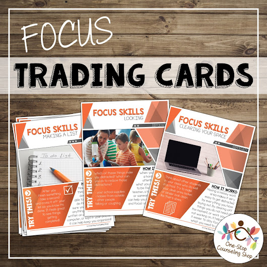 New Product :: Focus Trading Cards