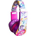 Sakar Kids My Little Pony Kids Safe Friendly Headphones - My Little Pony Kids Safe Friendly Headphones - Limiting Volume - Kids Enjoy