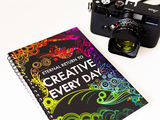 Creative Every Day: Now Available on Amazon