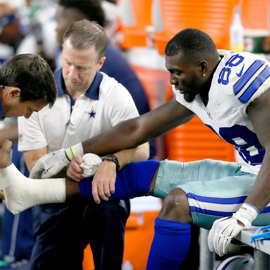 Dez Bryant of Dallas Cowboys to have surgery on broken fifth metatarsal in right foot