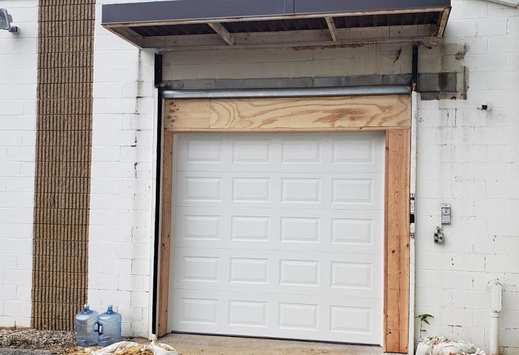 Slick Garage Doors Repair Installation Bowie Md