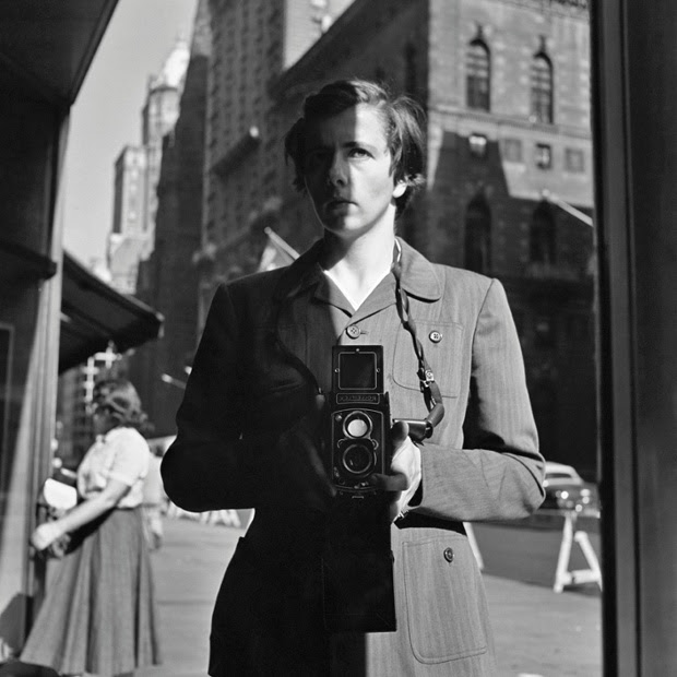 Vivian Maier Self-Portrait