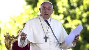 Giáo hoàng Francis