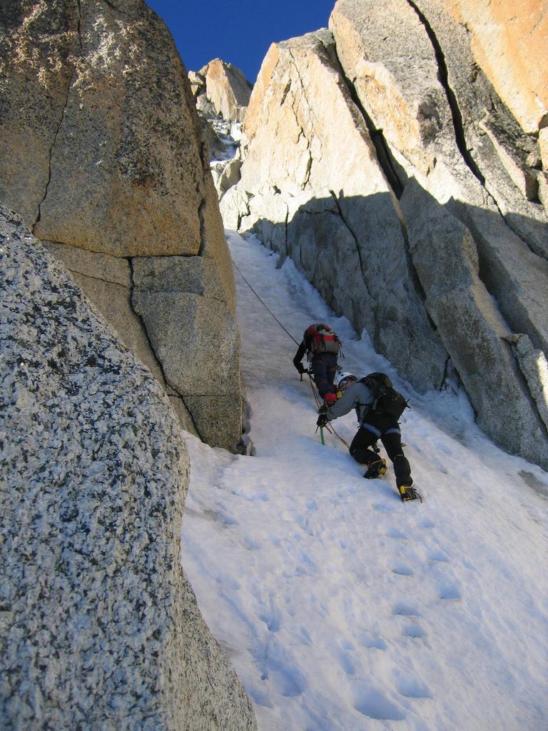 Un guide spirituel de montagne