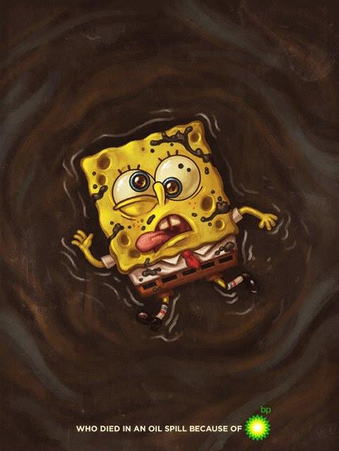 Spongebob vs BP