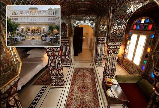 5 architecturally famous Haveli's of Rajasthan you can't afford to miss !