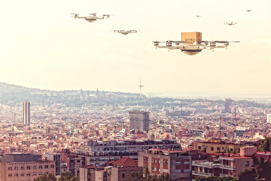 How Businesses Will Use Drones in the Future|Inspections & Monitoring