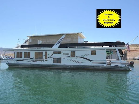 Check out this 2000 Stardust Custom Houseboat on Boattrader.com