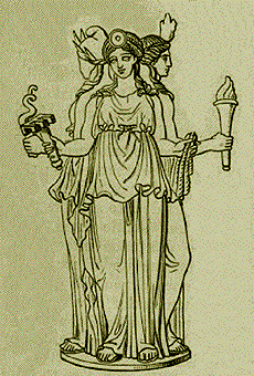 How does this deity stand in terms of gender and sexuality? (historical and/or UPG)