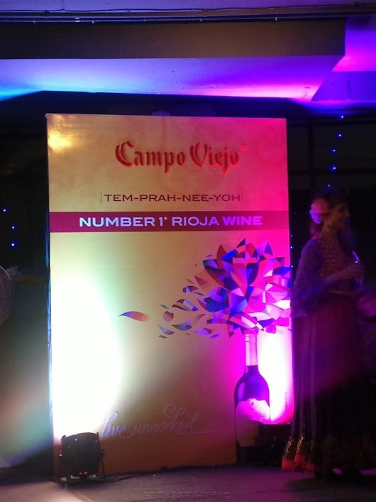 Campo Viejo Wines launches in India |Fodyssey