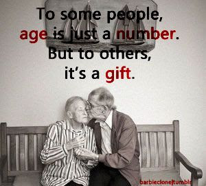 To some people, age is just a number. But to others, it's a gift...