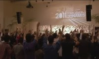 """Vídeo de 2011 mostra profecia sobre a política no Brasil: """"Deus levantará uma mulher conforme Seu coração para governar o país""""; Assista"""