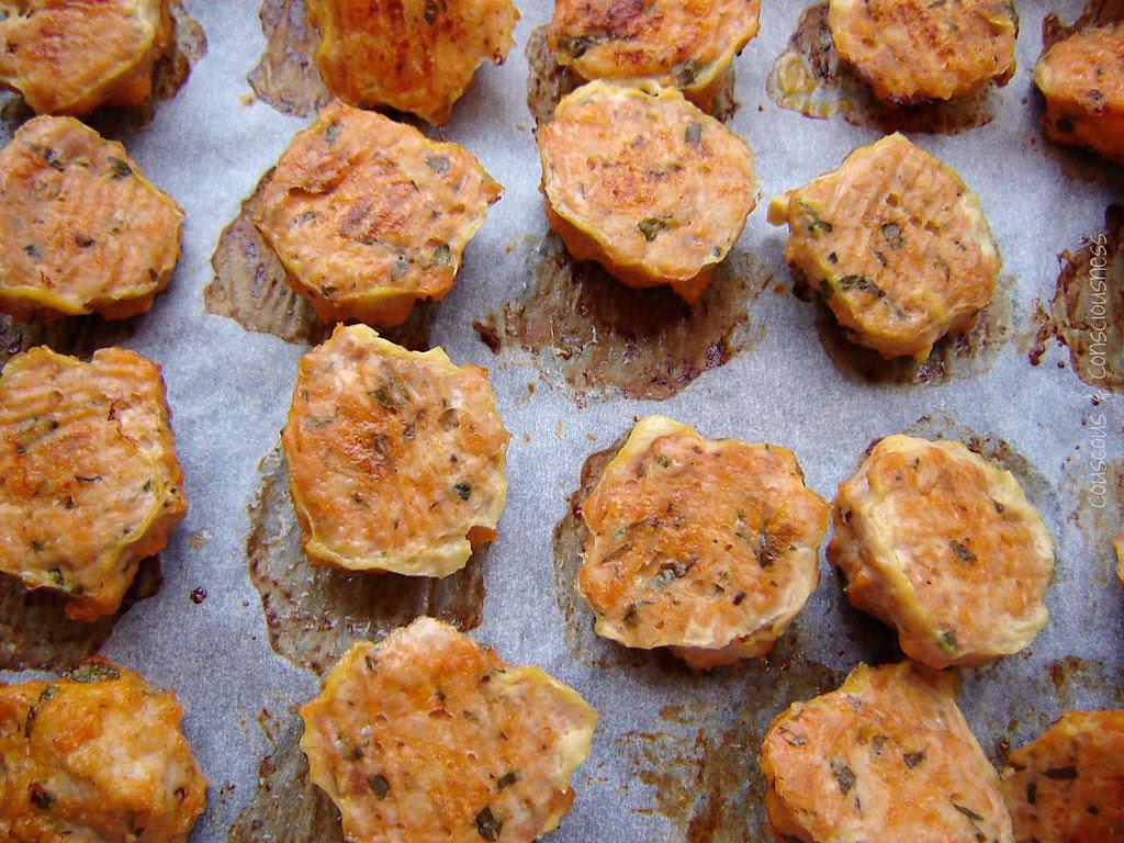 Orecchiette with Mini Chicken Meatballs 2