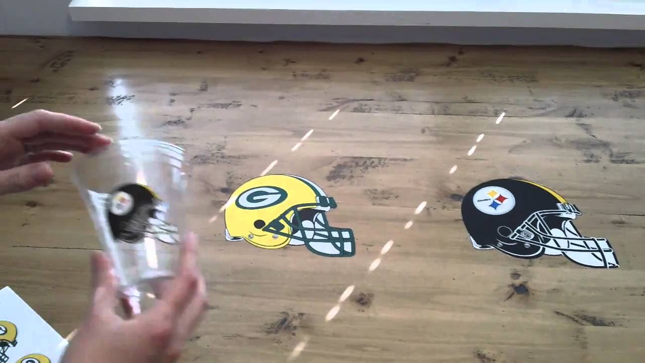 Superbowl Printable Vinyl Silhouette Cameo Print and Cut Project ...