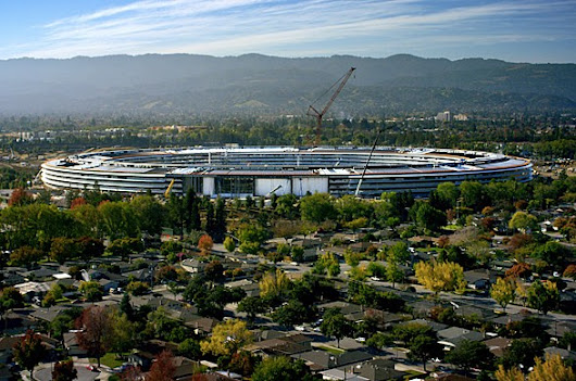 Apple Park Opens to Employees in April With Theater to be Named for Steve Jobs