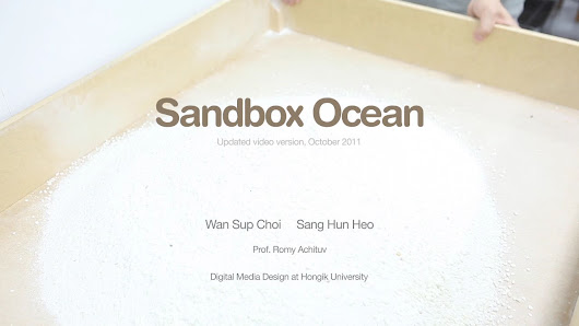 Sandbox Ocean [updated]