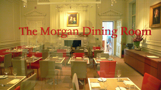 The Morgan Dining Room