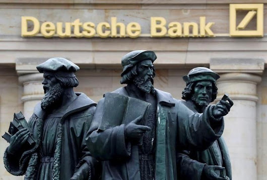 Deutsche Bank to pay $38 million in U.S. silver price-fixing case