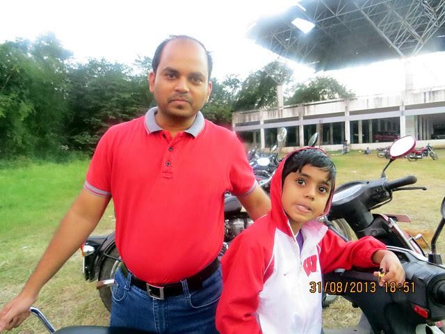 Mr. Suhas at Maharashtra Times Property Show, Sakhar Sankul, Shivaji Nagar, Pune, 31st August & 1st September 2013