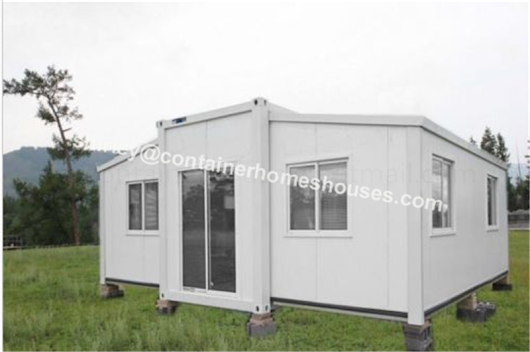 prefabricated folding foldable mobile portable house manufacture