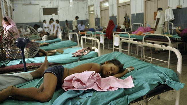 Over 31 Children Die In Four Days In India Hospital  INFORMATION NIGERIA
