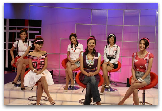 Miss Astro 2008 ~ Final 10