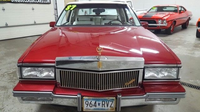 1987 Cadillac Coupe Deville, only 44,000 actual miles! for ...