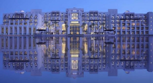 Pamper Yourself Unlimited at the top Abu Dhabi Hotels