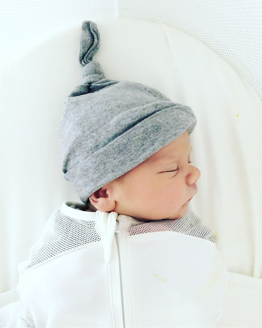 Cole's Birth Story - A Bubbly Life
