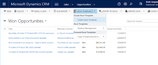Top 3 Excel Functions for Microsoft Dynamics - Leading Insights for Microsoft Dynamics GP and CRM