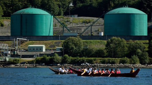 First Nation launches legal challenge over Kinder Morgan pipeline