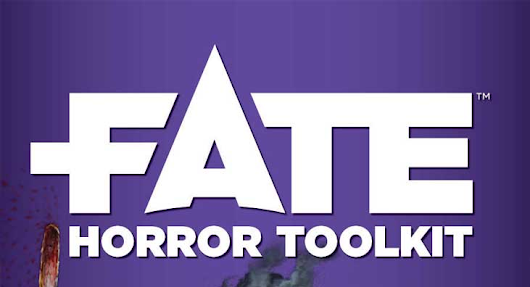 Resenha - Fate Horror Toolkit | Dungeon Geek21 | RPG BRASIL
