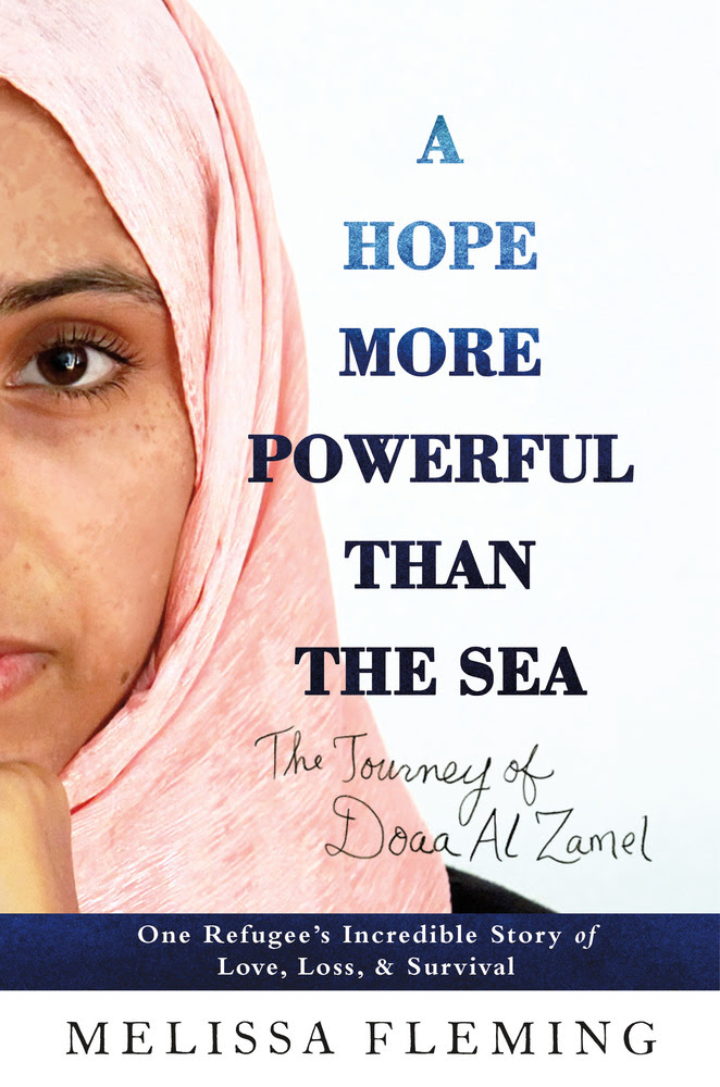 Image result for a hope more powerful than the sea