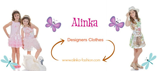 Buy Designers Clothes for Little Girls at Alinka