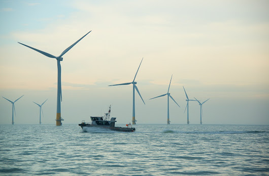Thanet Offshore Wind Farm - Ocean Outlook :: Holiday Let / Vacation Rental :: Broadstairs, United Kingdom :: Macatsim
