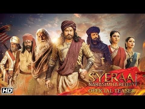 Sye Raa Hindi Teaser Review