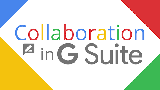 Collaboration in G Suite – An Overview