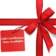 Gift Certificates - Hallie Crawford